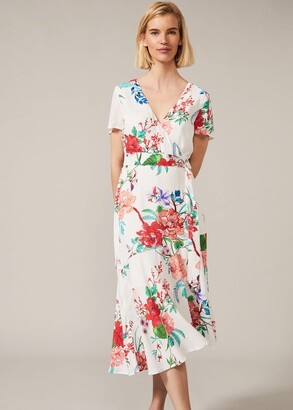 Phase Eight Evadine Floral Tea Dress