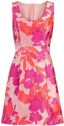 New York & Co. Rosanna Jacquard Dress - Eva Mendes Fiesta Collection