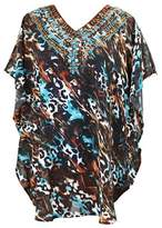 Miraclesuit Multicolored Tunic Java Jumble.