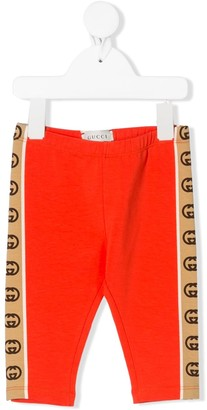 Gucci Kids Logo Band Leggings