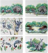 Maxwell & Williams Animals of Australia Placemat (Set of 6)