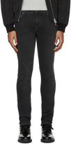 BLK DNM Grey 5 Jeans