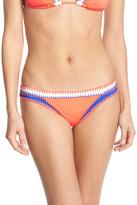 Seafolly 'Summer Vibe' Hipster Bikini Bottoms