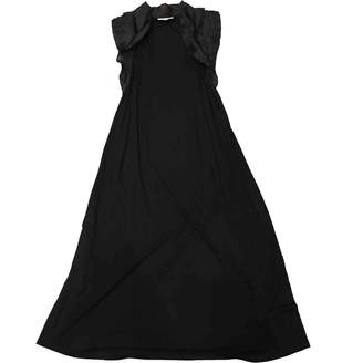 Rue Du Mail Black Dress for Women