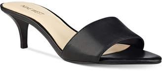 Nine West Lynton Slip-On Dress Sandals Women Shoes