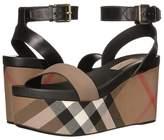 Burberry Nuneaton Women's Wedge Shoes