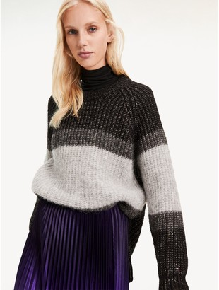 Tommy Hilfiger Metallic Stripe Sweater
