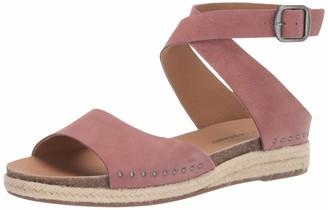 Lucky Brand Women's GLADAS Espadrille Wedge Sandal