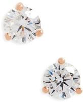 Nordstrom Women's 0.50Ct Tw Cubic Zirconia Stud Earrings