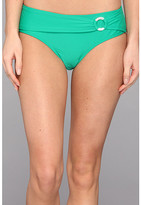 Body Glove Smoothies Contempo Belted High Waist Bottom