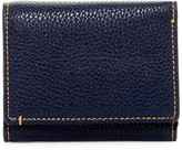 Robert Graham Capria Leather Trim Tri-Fold Wallet