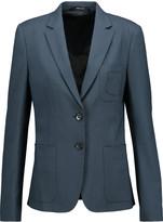 Maison Margiela Wool-piqué blazer