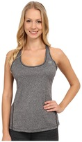 New Balance Heathered Jersey Tank Top Women's Sleeveless
