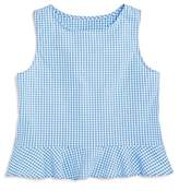 Aqua Girls' Gingham Top, Big Kid - 100% Exclusive