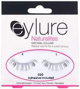 Eylure Naturalites Eyelashes - Volume 020 - Pack of 6