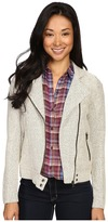 Lucky Brand Textured Moto Jacket