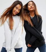 Asos Ultimate Oversized Sweatshirt 2 Pack