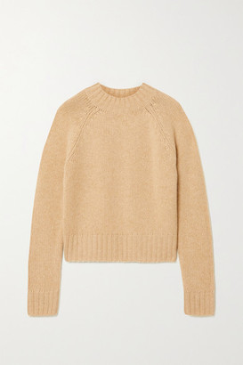 Vince Cashmere Sweater - Yellow