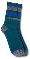 Mossimo Men's Casual Socks Atlantic