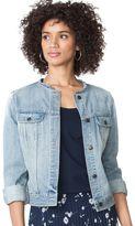 Chaps Women's Jean Jacket