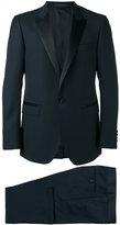 Lanvin two-piece dinner suit - men - Viscose/Wool - 48