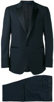 Lanvin two-piece dinner suit - men - Viscose/Wool - 50