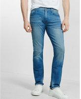 Express slim leg slim fit flex stretch jean
