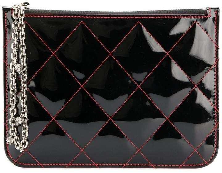 Alexander McQueen top zip pouch