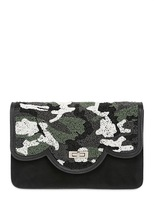 Camouflage Leather Betty Bag