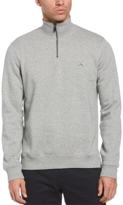 Tommy Jeans Polo Collar Crew Sweatshirt