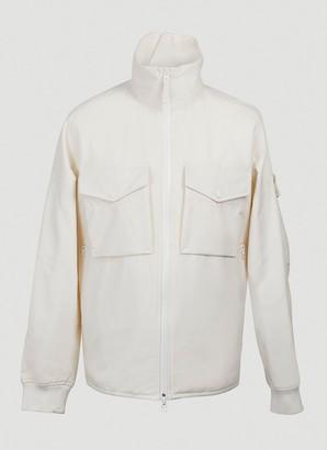 Stone Island Pocket Zipped Jacket