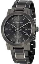 Burberry Men's Stainless Steel Watch,