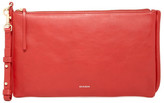 Skagen Anesa Leather Clutch