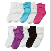 JCPenney Total Girl 10-pk. Bobby Socks - Girls 7-16