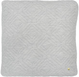 ferm LIVING Quilted Cushion - 45x45cm - Light Grey