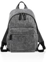 Marc Jacobs Customizable Denim Biker Backpack