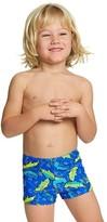 Zoggs Toddler Sharky Hip Racer Trunk