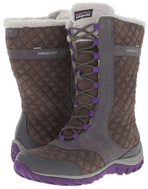 Patagonia Wintertide High Waterproof (Nickel) - Footwear