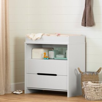 South Shore Cookie Changing Table Dresser Color: White