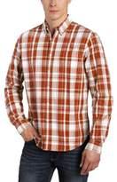 Eddie Bauer Men's 13111292 Regular Fit Button Down Long Sleeve Casual Shirt