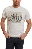 Robert Graham Classic Fit Guns Ready Knit Graphic T-Shirt