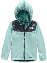 The North Face Girl's Oso Fleece Hooded Jacket, Size 2-4T