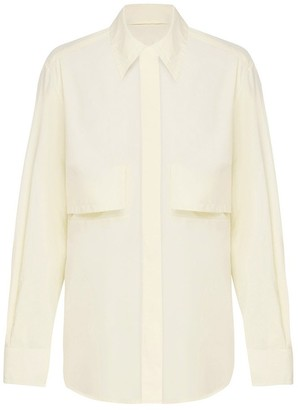 Esse Studios Button-Front Longsleeve Shirt