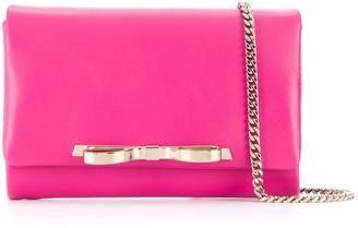 Red(V) Sandie shoulder bag