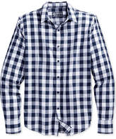 American Rag Men's Banarama Check Shirt, Only at Macy's