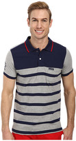 U.S. Polo Assn. Slim Fit Color Block Jersey Polo
