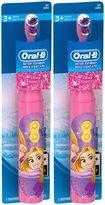 Oral-B Oral B Stage 3 Power Toothbrush - Disney Princesses - 2 pk