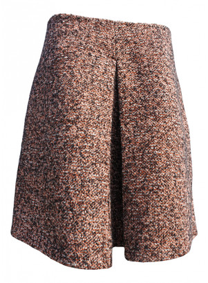 Carven Multicolour Wool Skirts