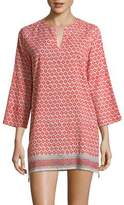 Roberta Roller Rabbit Kurta Kali Cotton Tunic