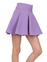 Fausto Puglisi Wool Crepe Skirt